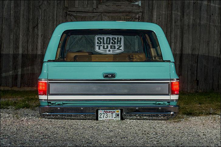 Mike Losh 1987 4x4 GMC Jimmy pic02