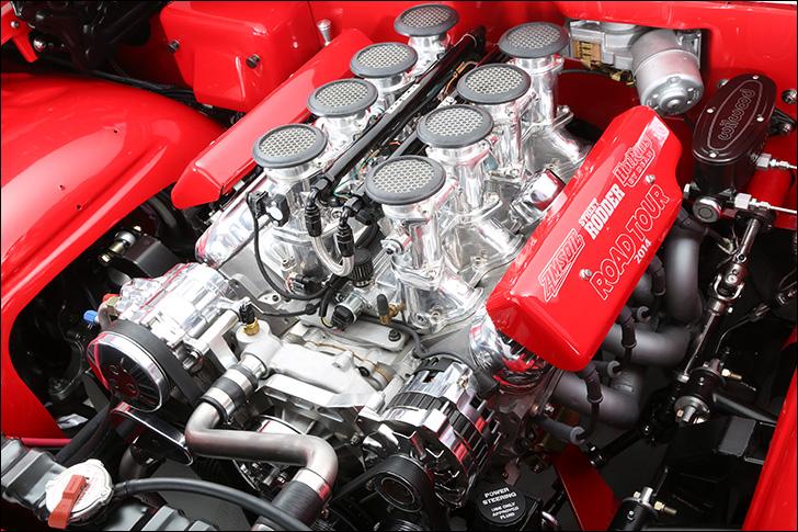 1959 Impala Engine