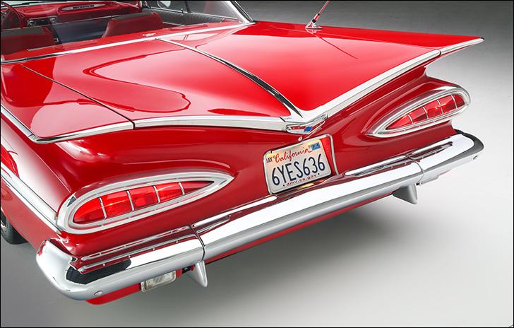 1959 Impala Stock Body and Trim