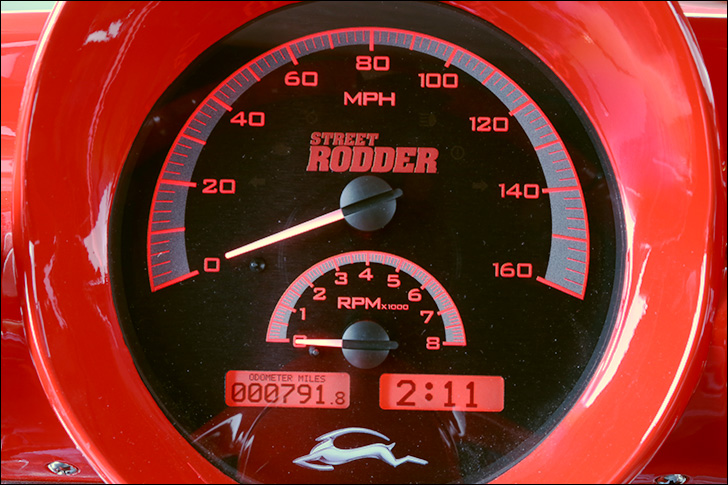 1959 Impala Dakota Digital Instumentation