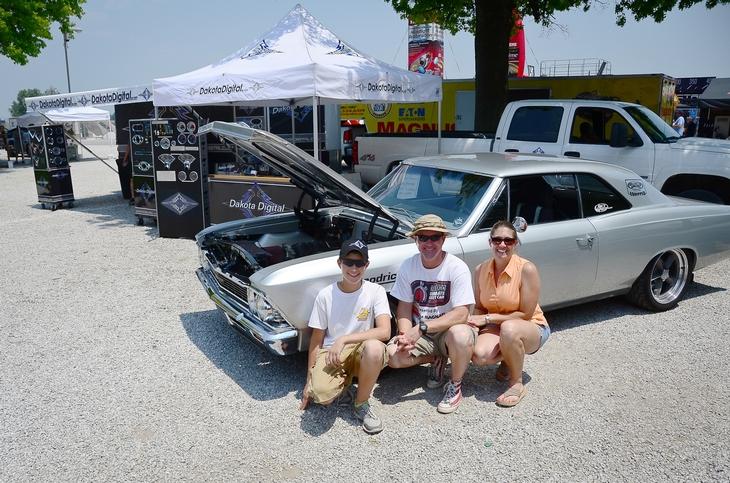2011 Hot Rod Power Tour: 66 Chevelle