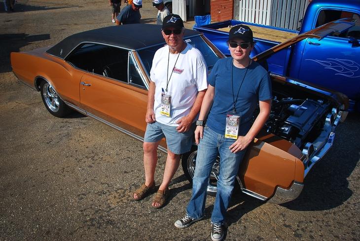 2011 Hot Rod Power Tour Successful Turnout Dakota Digital