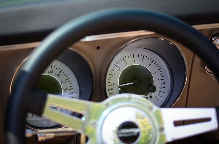 2011 Hot Rod Power Tour Dakota Digital Instruments II