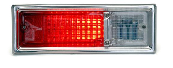 1968 1969 Chevy Nova LED Tail Light