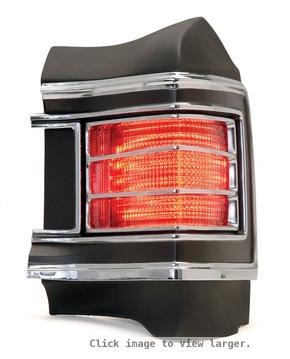 1967 Chevelle LED Tail Light