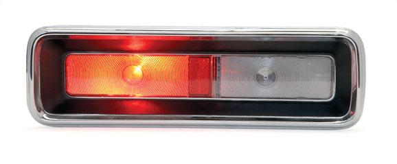 1967, 1968 Camaro SS & Standard LED Tail Light