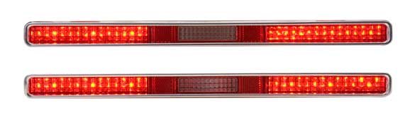 1967, 1968 Pontiac Firebird LED Tail Light