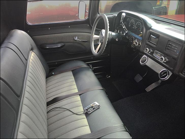 #PRacticalMagic '63 Chevy C10: Upholstery Mystery