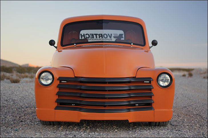 HPI 57 Chevy Truck: body work