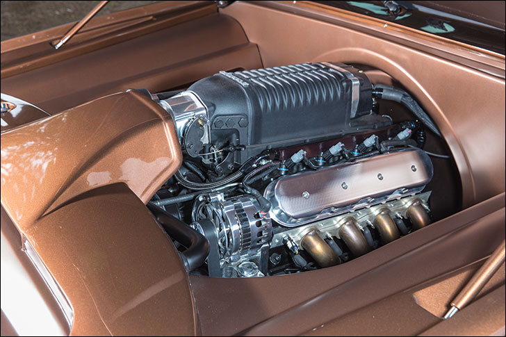 Motor Market: Jeff Volker C10 Under the Hood