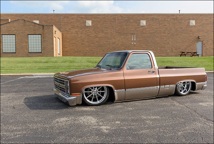 Motor Market: Jeff Volker C10 Not New, Not Old