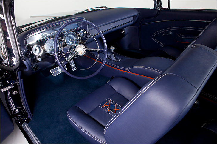 Kindig '59 Buick Invicta: Lettin' loose in the cabin