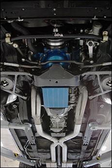 RAMC 73 Trans-Am: Power under the hood