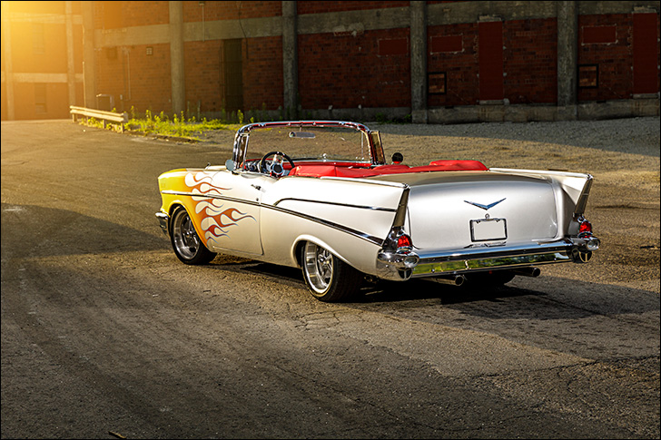 Street Rodder '57 Chevy: All-new 1957 Chevy