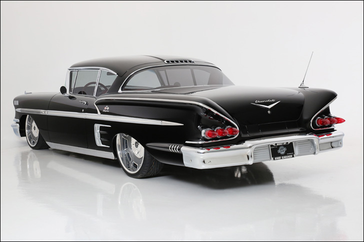 rmd garage '58 Impala: on Velocity TV