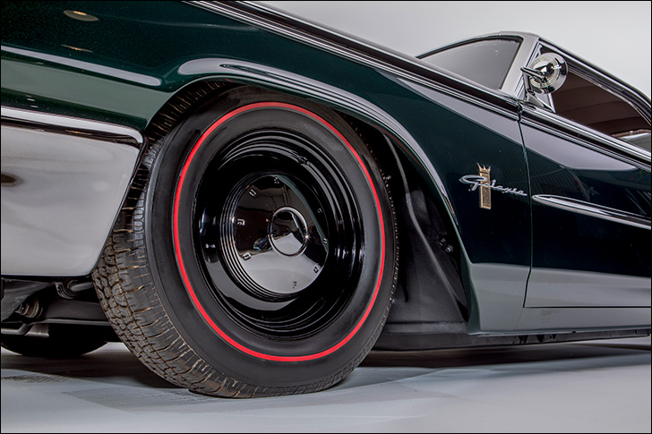 bruce ricks 1963 galaxie: Mirror-like bodies and A-1 stance