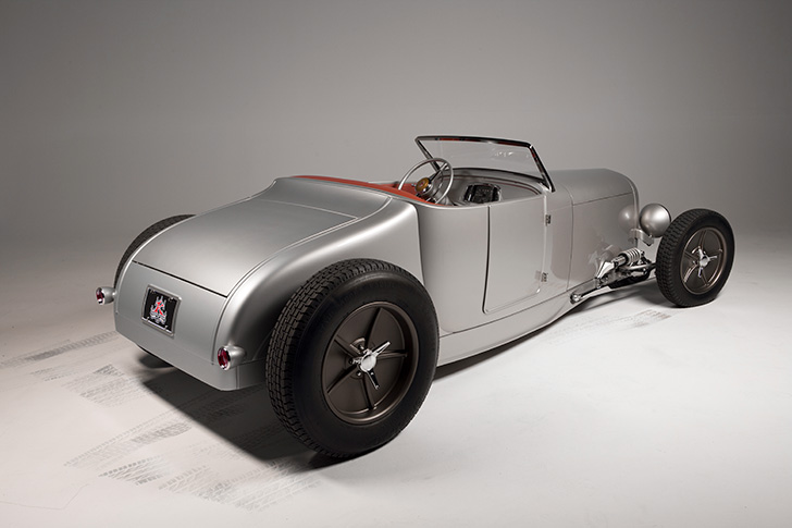 Ron Meis '27 T Roadster: A Modern Take on Classic
