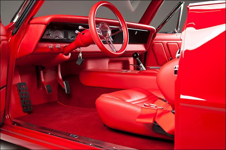 Kindig 1966 Nova: Metal and Chrome