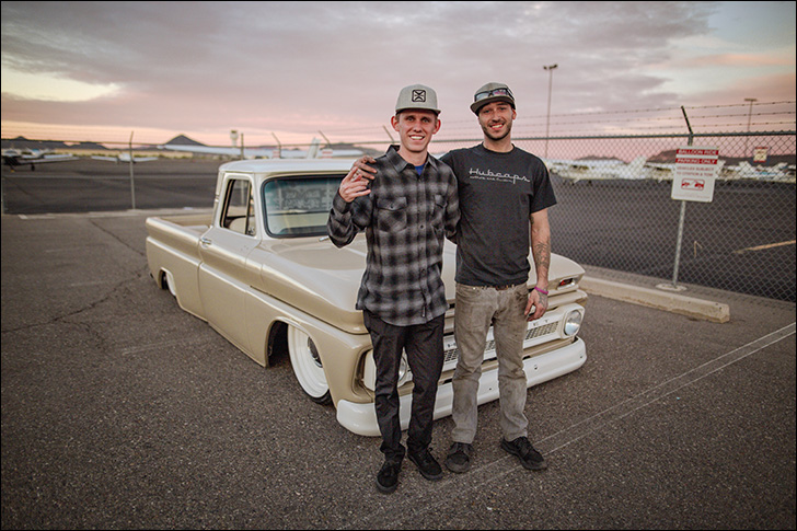 Robby Keller C10: NASA on wheels
