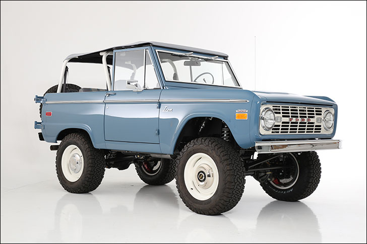 ICON Bronco: Traditional and Modern