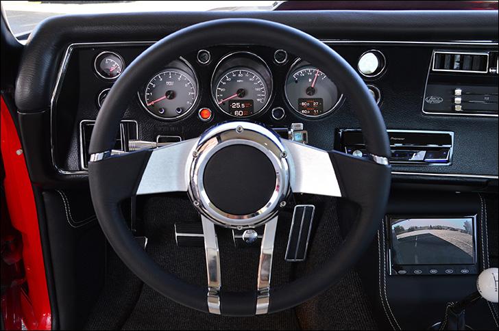 Charles McClendon '71 Chevelle: V8-Powered Dreams