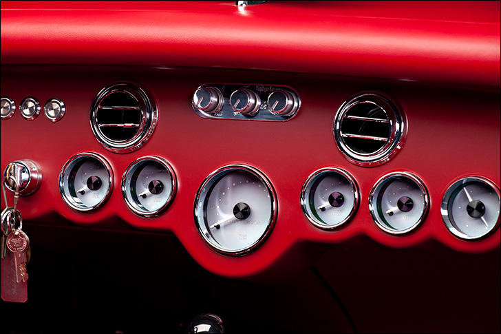 Kindig 56 Vette: Building as a family