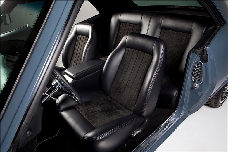 Kindig '69 Camaro: Control Room