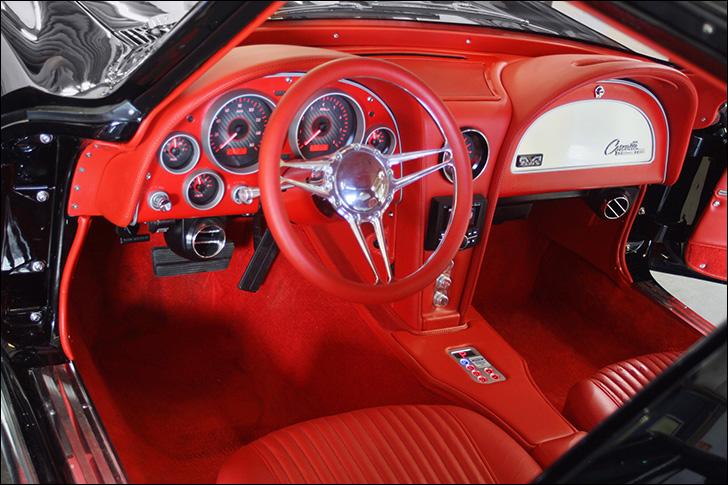1963 RMR Dreamcars Corvette: America's Sports Car