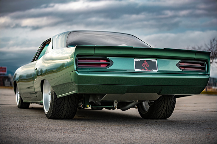 1970 Plymouth Satellite: Mods of Steel