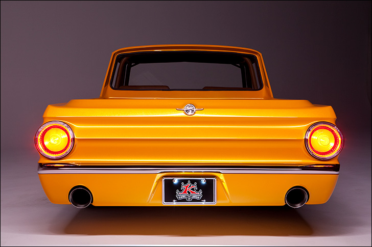 Kindig 64 Ranchero: Shock and Awe