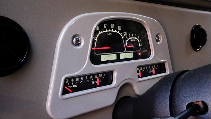 Icon FJ40 Gauges