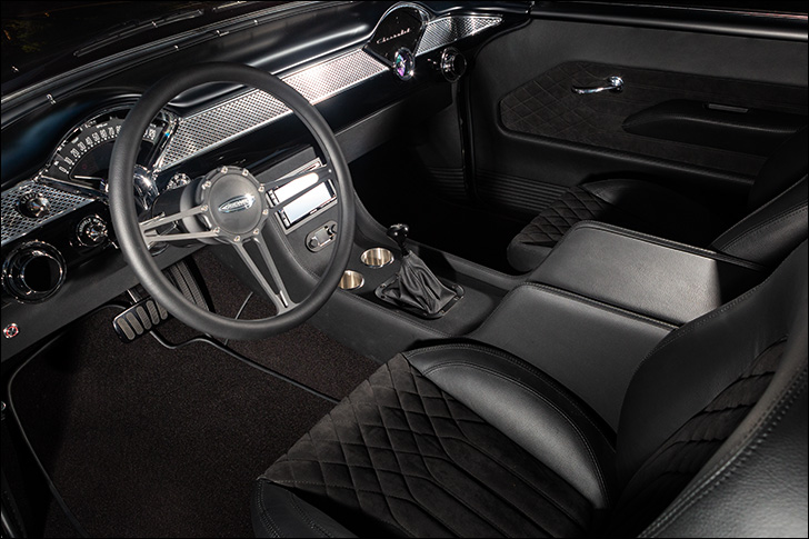 Paint it Black: Fast, Comfortable, and Stylish