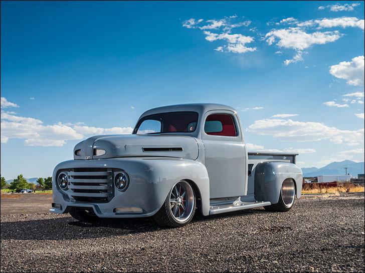 Weaver 50 Ford