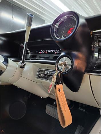Stoner's Speed Shop Black Cadillac: Memories