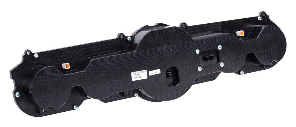 HDX-65F-MUS: Rearview