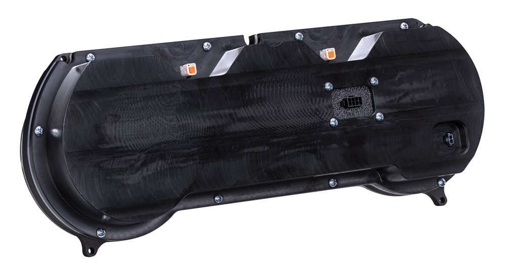 HDX-64C-CVL: Rearview