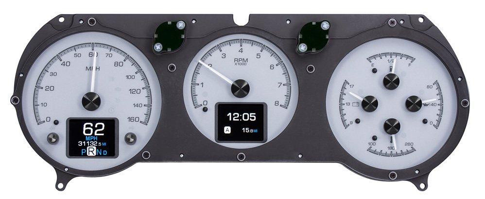 HDX-64C-CVL-S: Silver Alloy Background