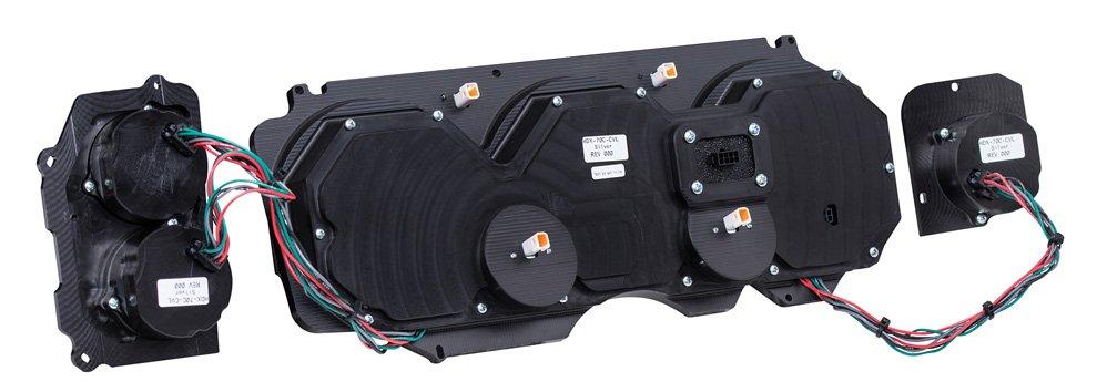 HDX-70C-CVL: Rearview
