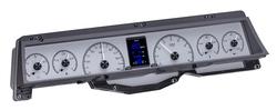 HDX-66C-NOV-S: Silver Alloy Background