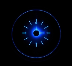 VLC-41C-S-B: Blue Lighting at Night