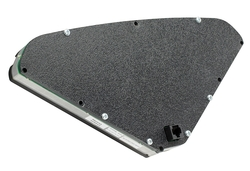 VHX-55C-PU: Rearview