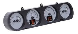 HDX-64P-GTO-S: Silver Alloy Background