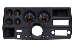 1973- 75 Styled Chevy Pickup shown with OEM dash/ trim/ bezel/ facia.