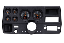 1976- 78 Styled Chevy Pickup shown with OEM dash/ trim/ bezel/ facia.