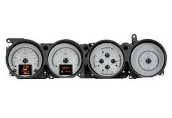 HDX-70D-CLG-S: Silver Alloy Background