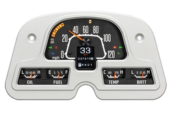 RTX-62T-FJ-X shown with NEW Machined dash/ trim/ bezel/ facia.