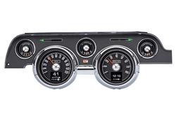 RTX-67F-PU-X: '68 Style Bezel
