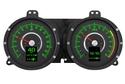Speedometer and Tachometer detail.